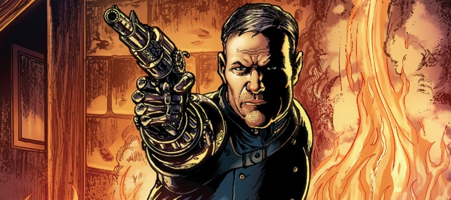 The Precinct #1 Review banner