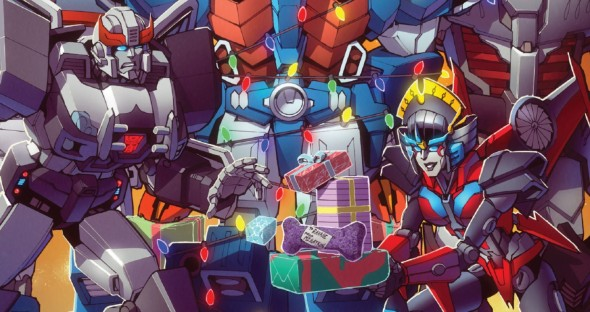 Transformers Holiday Special Review 1