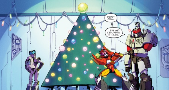 Transformers Holiday Special Review 4