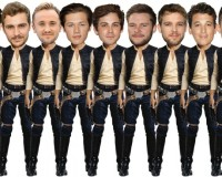 STAR WARS Looking For a Young Han Solo: 2,500 Already Auditioned?!