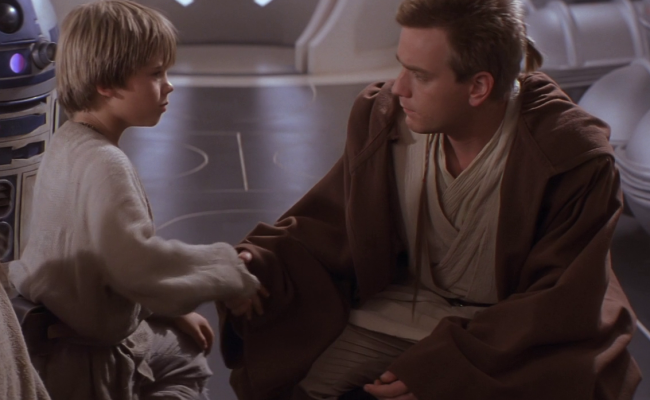 STAR WARS EPISODE I: THE PHANTOM MENACE Has an Identity Crisis