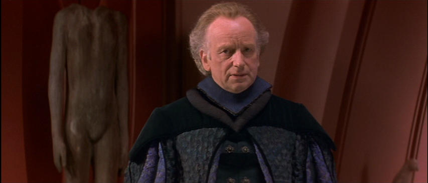 palpatine the phantom menace