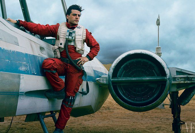 poe dameron star wars the force awakens
