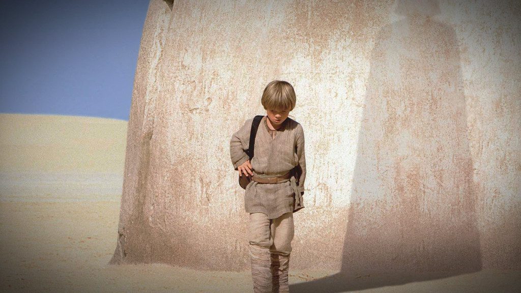 star wars the phantom menace banner