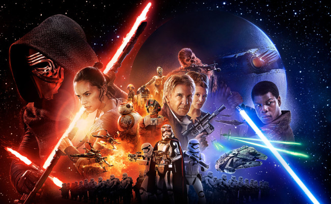 The Journey to STAR WARS: THE FORCE AWAKENS