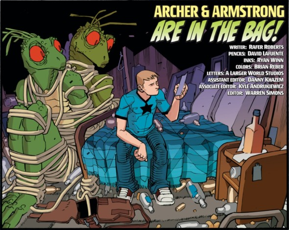Archer and Armstrong