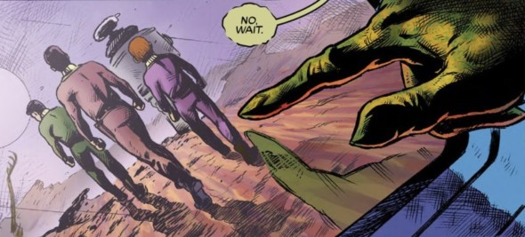 Lost in Space #1 Review 5