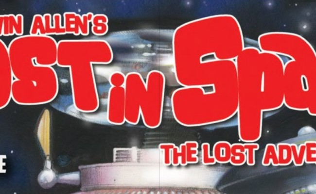 IRWIN ALLEN'S LOST IN SPACE: THE LOST ADVENTURES #1 Review