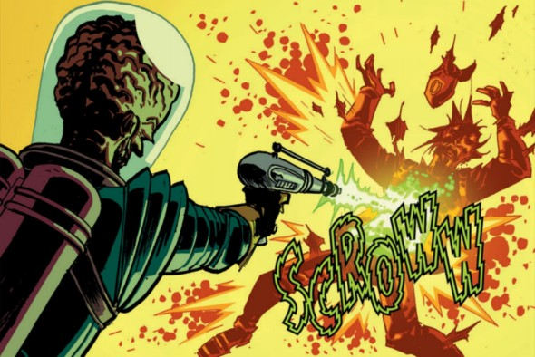 Mars Attacks Occupation #1 Review 2