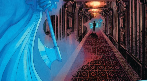 The Haunted Mansion #1 Review 6