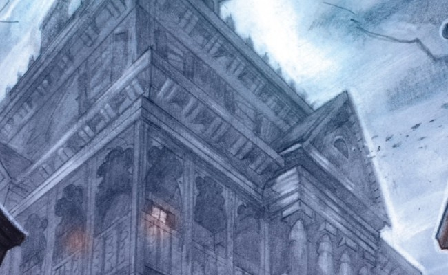 THE HAUNTED MANSION #1 Review