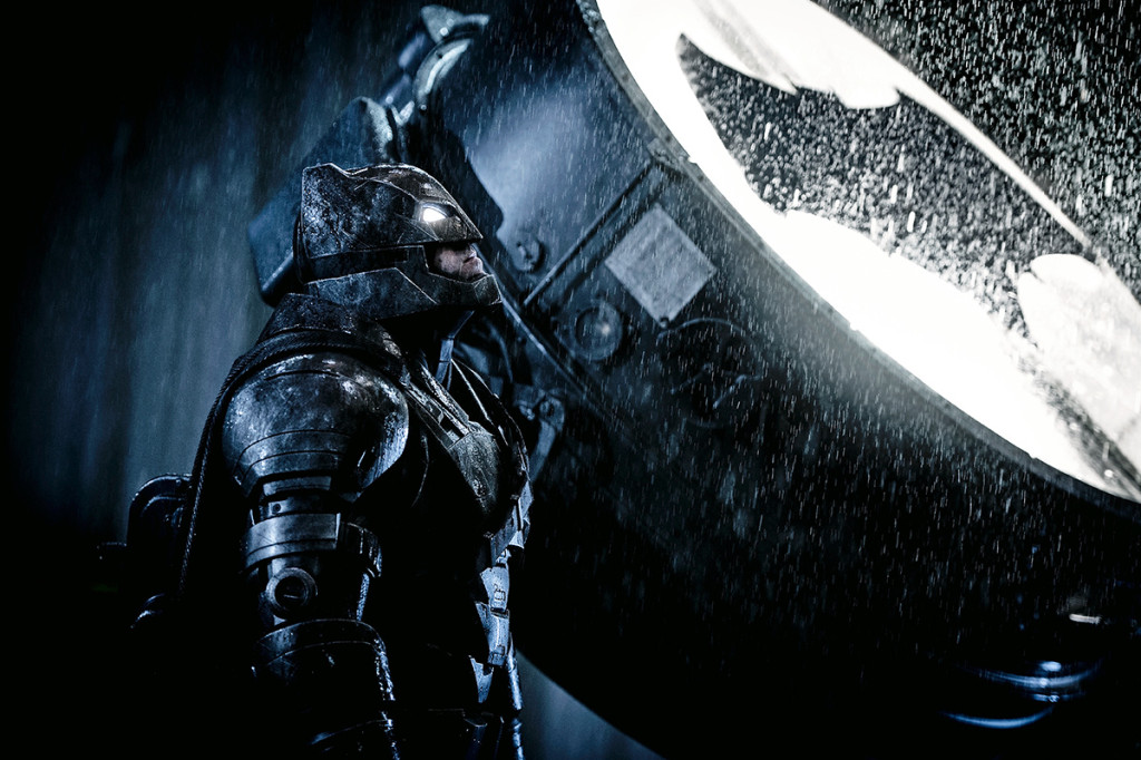 batsignal batman v superman