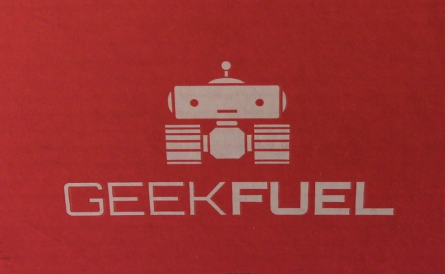 Geek Fuel March 2016 Review