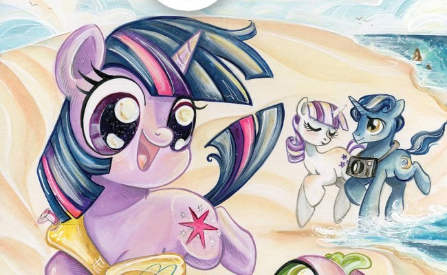 My Little Pony: Friendship is Magic #40 Review