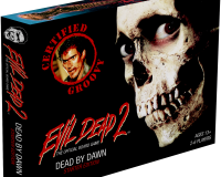 Evil Dead 2 The Official Board Game
