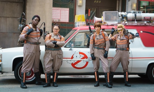 GHOSTBUSTERS Criticisms 5