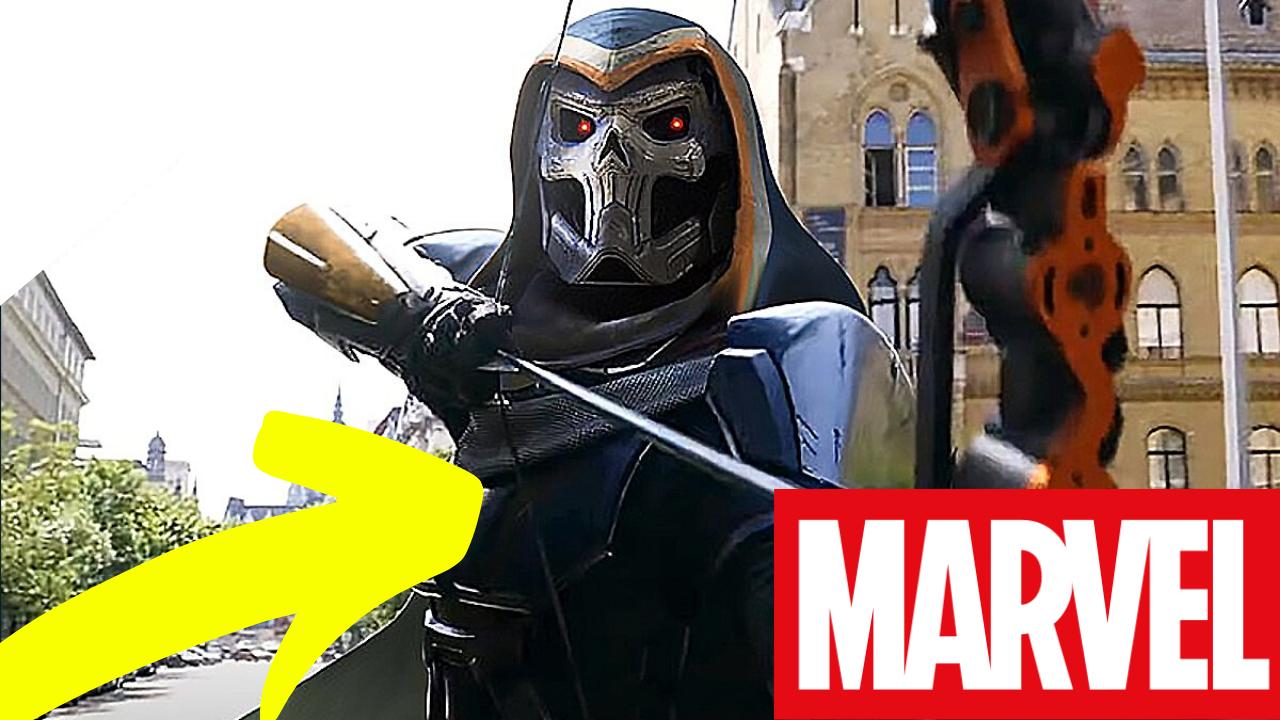 BLACK WIDOW SPOILERS: Taskmaster, Hawkeye, and Dark Avengers