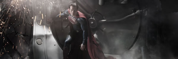 New Man of Steel Set Pics (Possibly) Reveal Another Villain