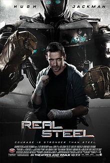 REAL STEEL Wins Weekend Box Office