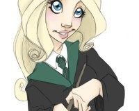 SLYTHERIN GIRLS ARE EASY