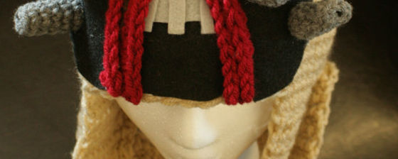 ADORABLE STAR WARS KNITTED HATS!!!