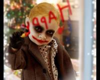 Ridiculous Baby Joker Toy