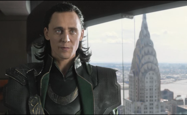 """New International Trailer for """"The Avengers"""""""