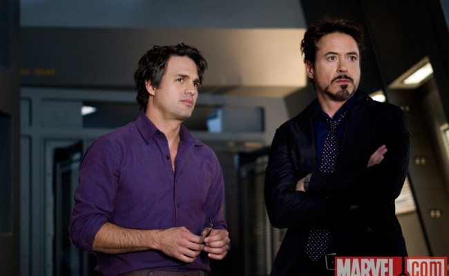 Holy Eye-Patch!!! New HD Avengers Photos