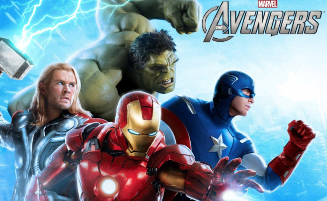 Incredible New Avengers Banner!