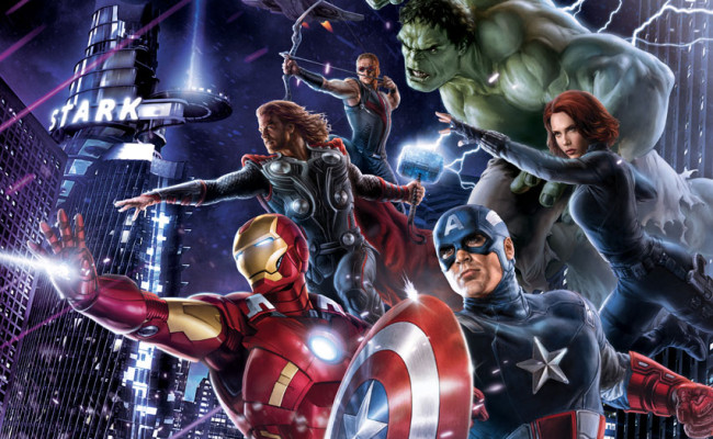 Newest Avengers Picture