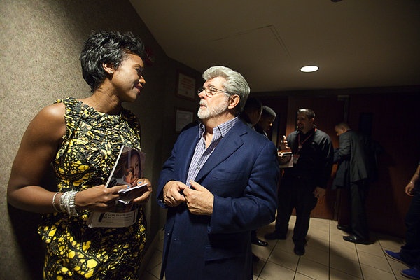Our Lopsided Love Affair is Over, George Lucas