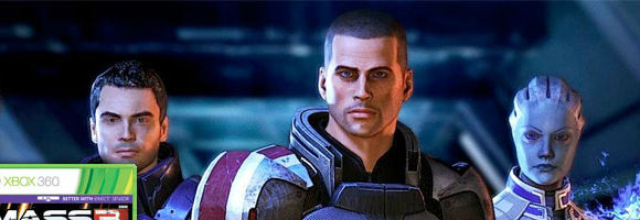 Mass Effect Looks Amazing on Kinect