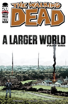 Reviews: The Walking Dead #93