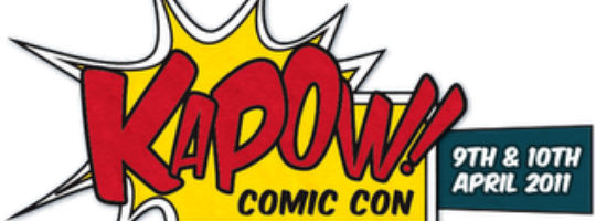 Kapow ! Guest Lineup Revealed