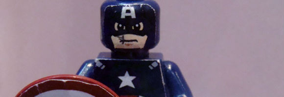 The Bloodiest Captain America Video Ever