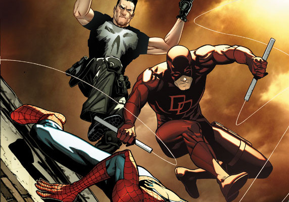 COMICS: First Look at Avenging Spider-Man #6