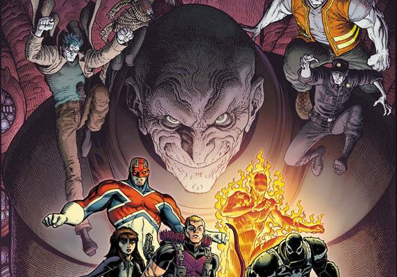 COMICS: First Look at Secret Avengers #25
