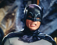 Adam West vs. Michael Keaton: Batmobile Drag Race