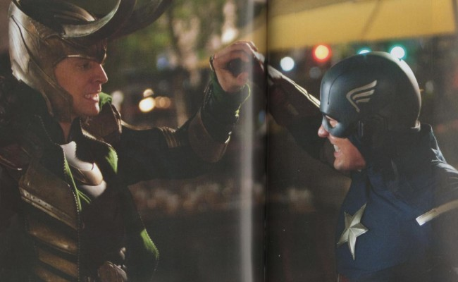 New Low-Res Still From The Avengers