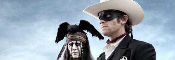 Hmm, Johnny Depp's Tonto Looks A Lot Like A Certain Pirate