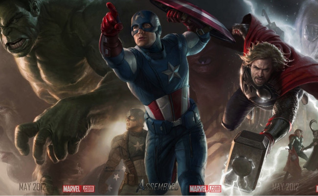 The Avengers Post-Credit Scene