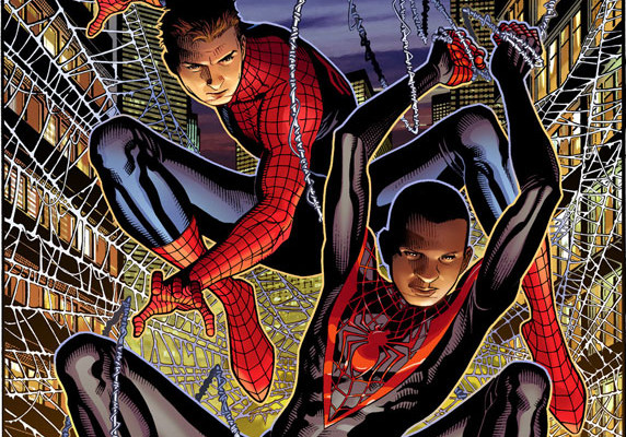 It's Official… Worlds Will Collide in Spider-Men