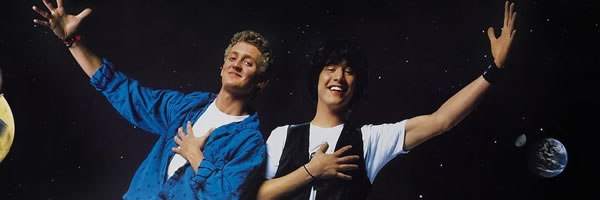 Is Bill and Ted 3 really happening? Death hopes so!