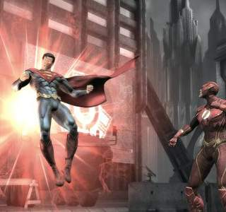 New Trailer for INJUSTICE: GODS AMONG US