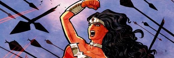Wonder Woman in Batman vs Superman?