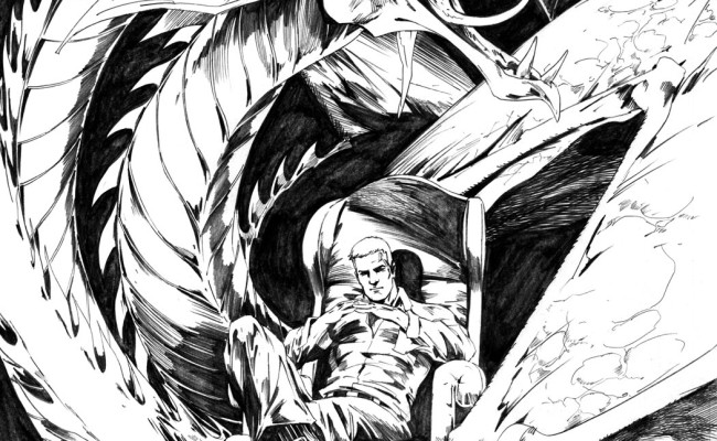 Dynamite set to bring back Peter Cannon: Thunderbolt