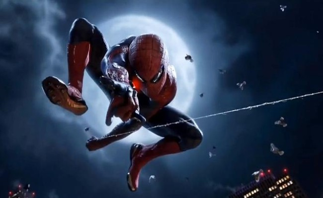 New Clip For The Amazing Spider-Man