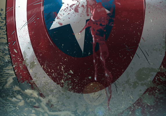 """New Captain America Themed Teaser for Marvel's """"War"""""""