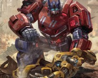 E3 2012: The E3 trailer for Transformers: Fall of Cybertron reveals Metroplex!