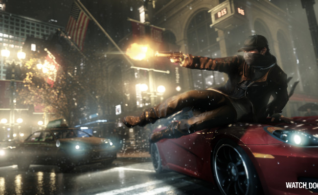 WATCH DOGS Finally Gets a Release Date in New Trailer